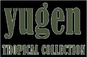 Logo Yugen Tropical Collection