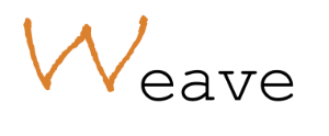 Weave collection logo