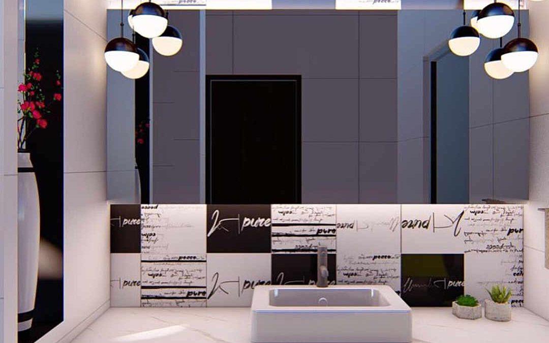 Ceramic tiles designed by Abraham & Thakore